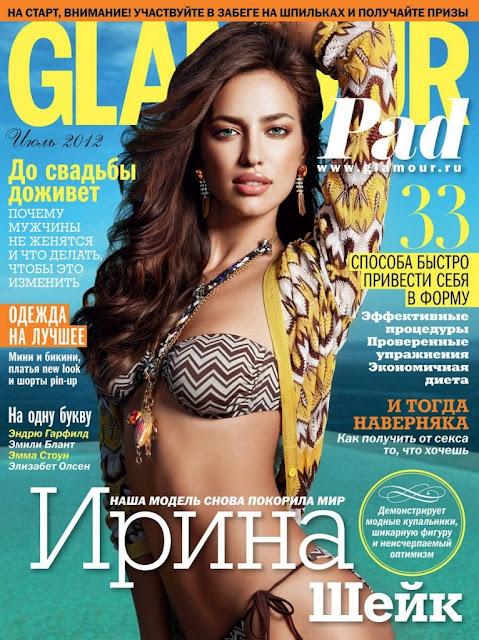 Irina in bikini