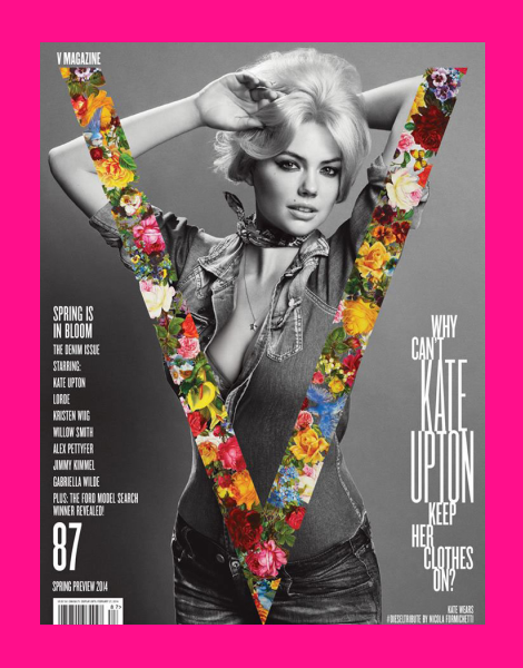 Kate Upton by Inez & Vinoodh for V Magazine V87