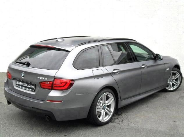 Bmw 5 Series Pictures 2