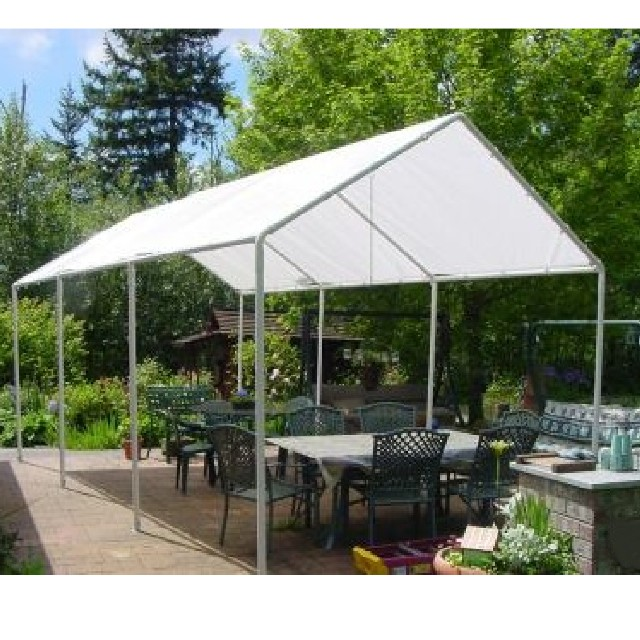 Backyard Canopy Diy : Ace Canopy The Summer of Outdoor Canopies