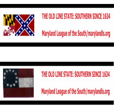 MD LS bumper stickers for sale! $5.00 ea.