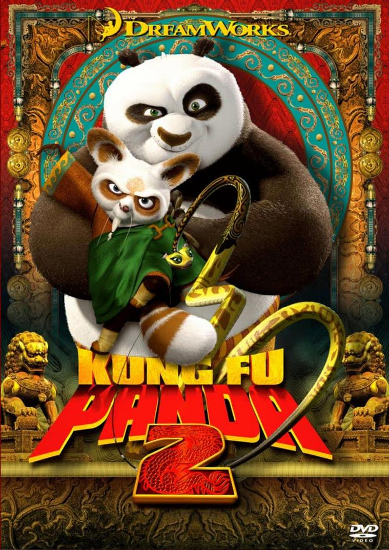 capa%2B%25284%2529 Download   Kung Fu Panda 2 RMVB Legendado