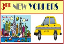 3rd - NEW YORKERS