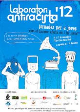 Cartell Laboratori Antiracista 2012