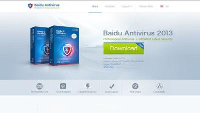 Baidu Antivirus 2013, Antivirus