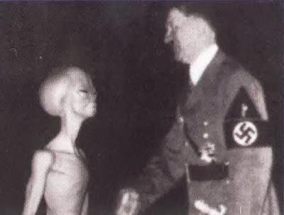 AGÊNCIA DE NOTÍCIAS IRANIANA AFIRMA, QUE DOCUMENTOS DE SNOWDEN PROVAM QUE EXTRATERRESTRES AJUDARAM HITLER Hitler+aliens+alienigenas