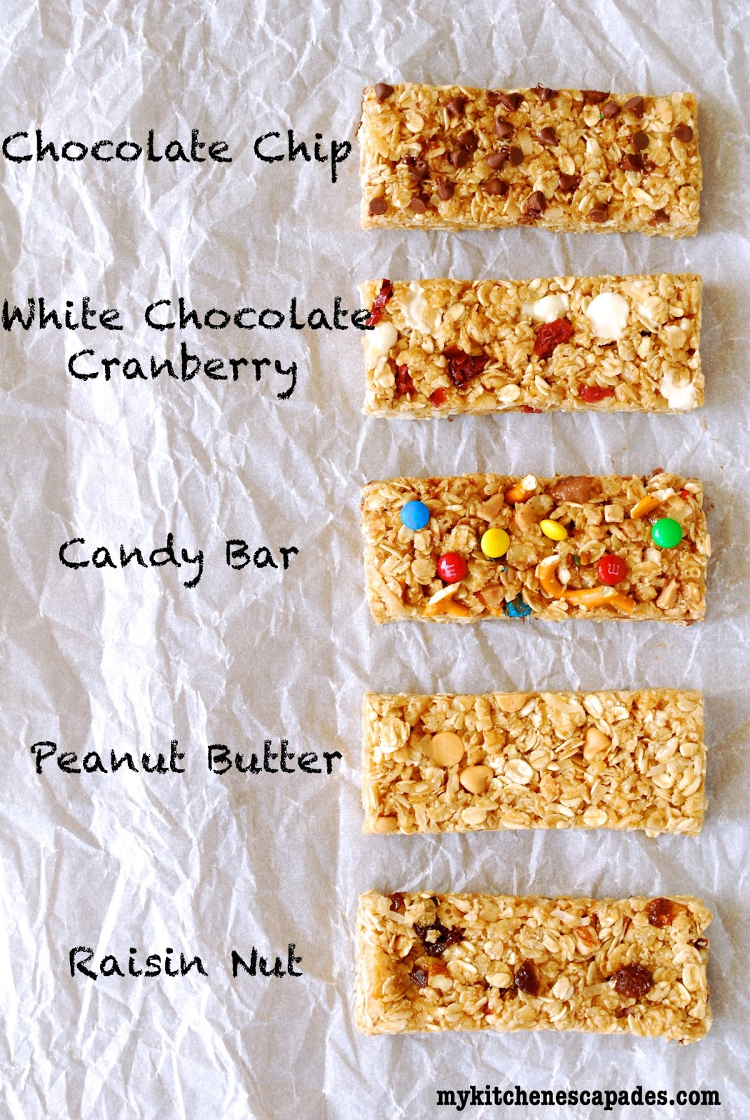 No-bake granola bars are perfect summer snacks! Plus kids can ...