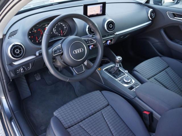 Audi A3 2013 interior