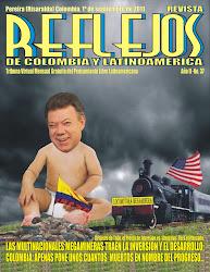 """SALIO Revista """"REFLEJOS DE COLOMBIA Y LATINOAMERICA"""" N° 37"""