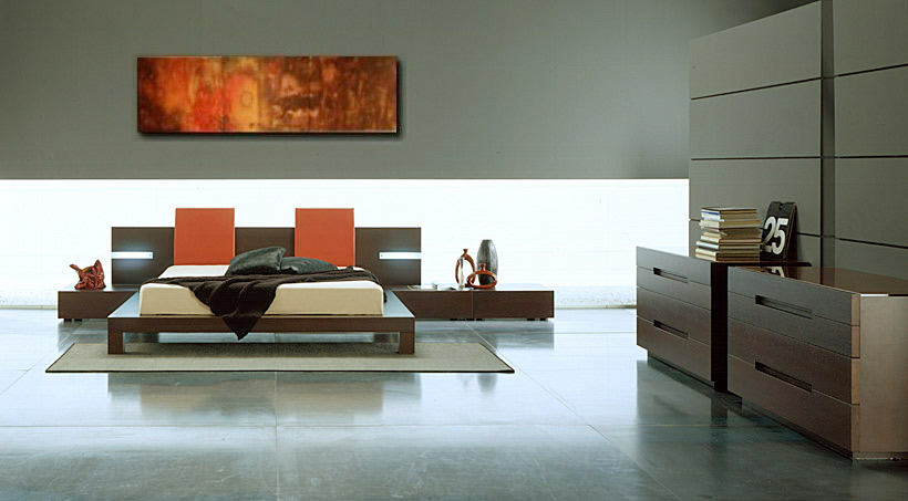 Modern furniture asian contemporary bedroom furniture from haiku designs - Bedroom furniture design ...