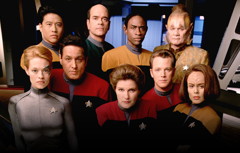 Star Trek Voyager+star+trek