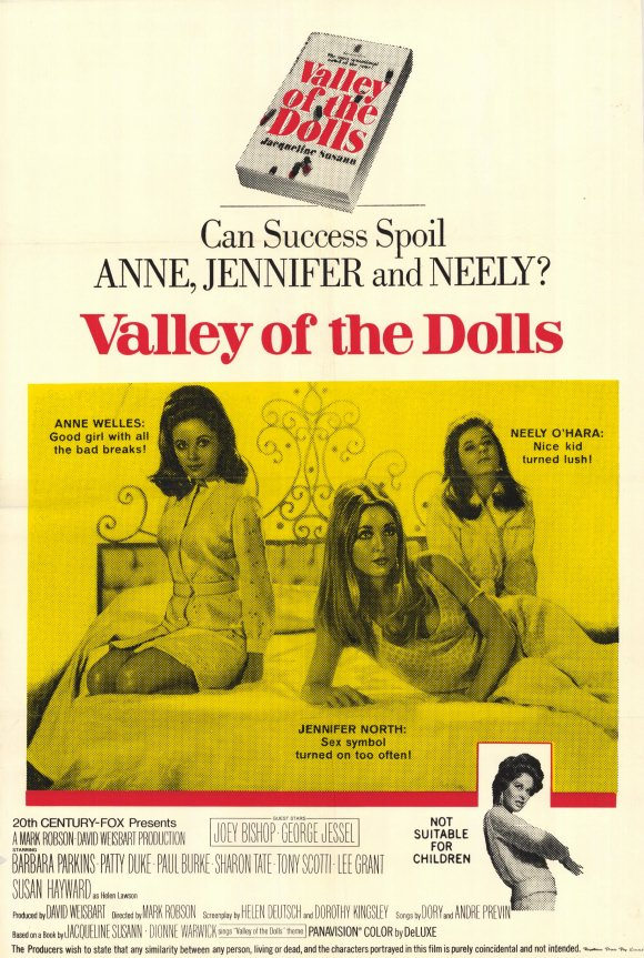 an argument in favor of lisa sheas review of jacqueline susanns valley of the dolls Not working: a novel by lisa owens lisa owens' debut, not working, has been on so many most anticipated lists, we've just about lost count best books 2016 best.