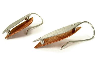 Earrings by Shelley Koscielniak