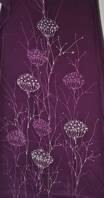 batik sutera cantik