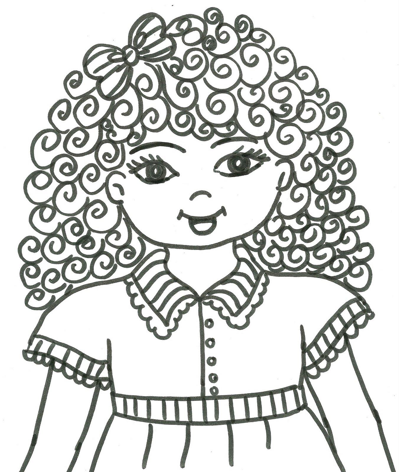 Evangeliza Desenhos Para Colorir Meninas Menina Dormindo