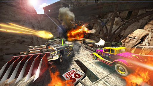 Download Game Death Tour v1.0.22 APK + DATA Android Gratis