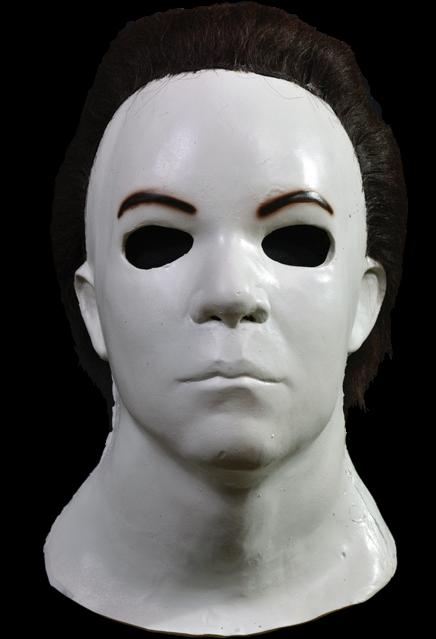 Trick or treat studios reveals 39 halloween h20 39 alternate michael myers mask halloween daily news - Masque halloween film ...