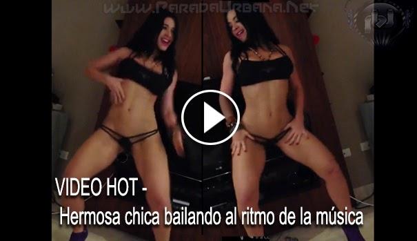VIDEO HOT - Hermosa Chica bailando al ritmo de la Música Brasileña