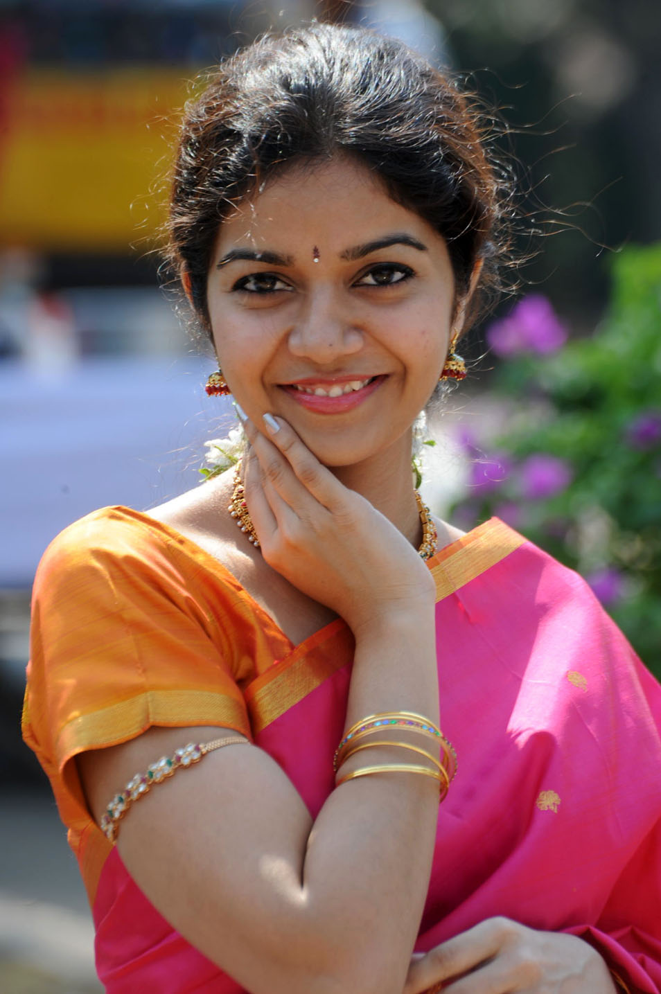 Colors Swathi stills