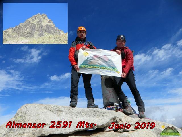 ALMANZOR 2591 MTS.