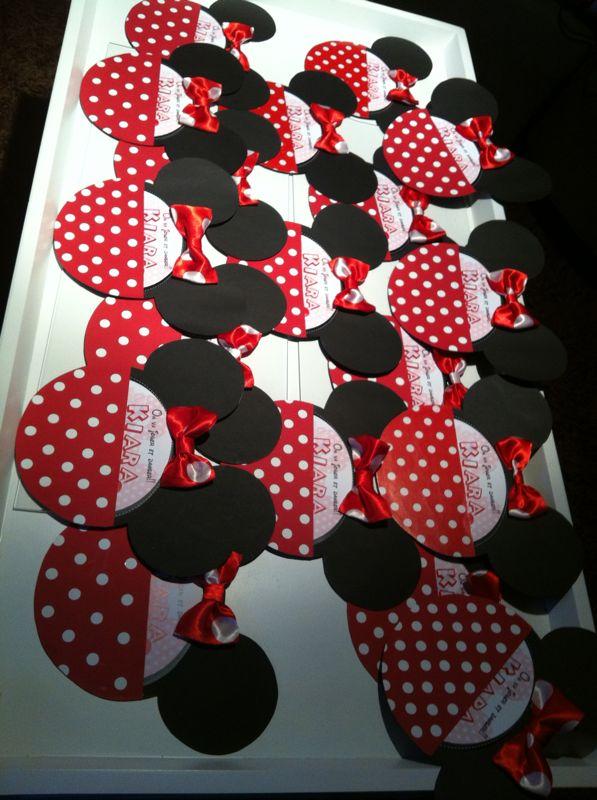 Rincon de noviembre 2012 - Cosas de minnie para cumpleanos ...