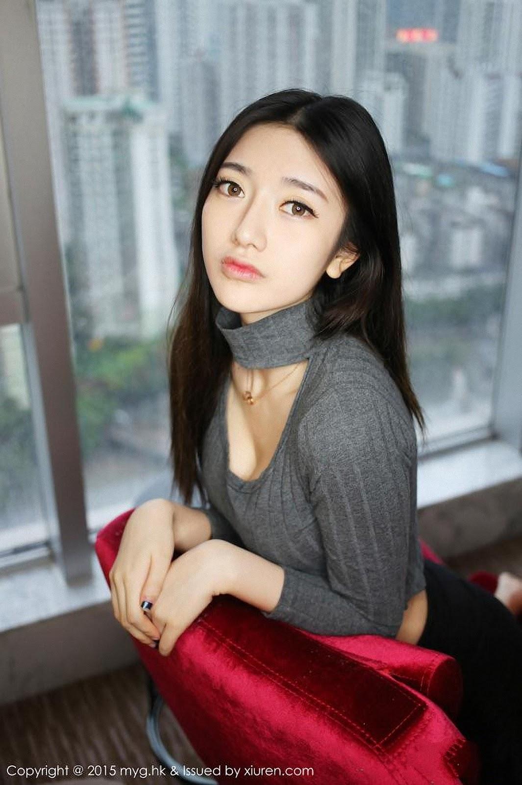 32 - Sexy Girl Model MYGIRL VOL.119