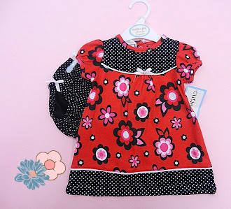 Clearance Stock : RM25 - Dress Cutie Pie