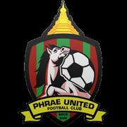 Phrae United Football Club Logo