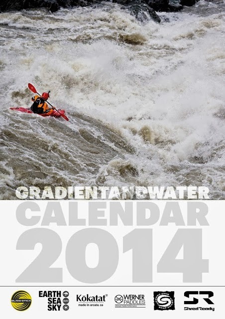 Whitewater Calendar 2014