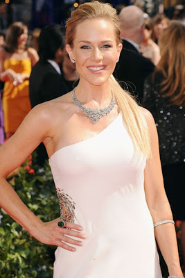 Julie Benz Diamond Statement Necklace