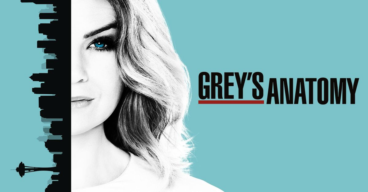 Grey's Anatomy: 14×16