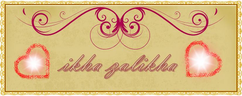 Ikha Zalikha