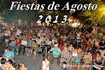 FIESTAS DE AGOSTO 2013