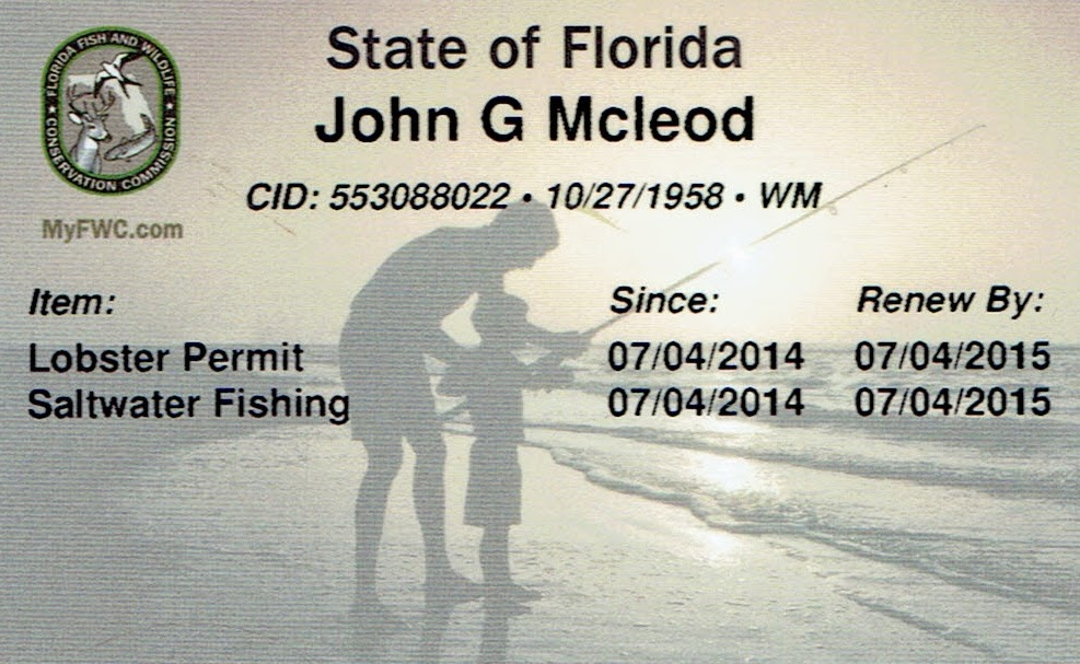 Realm of the black feather for How much is a florida fishing license