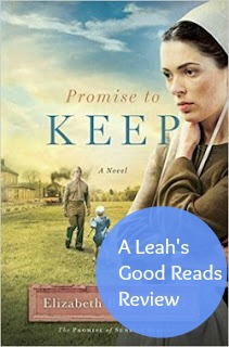 Review of Promise to Keep: Christian, Amish Fiction