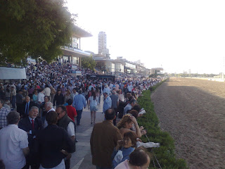 Buenos Aires Hippodromo - horse racing
