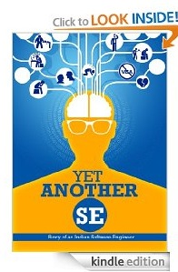 Free eBook Feature: Yet Another SE (Story of an Indian Software Engineer)