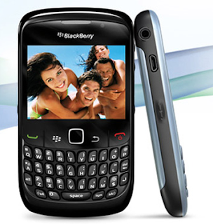 BlackBerry Gemini Curve 8520