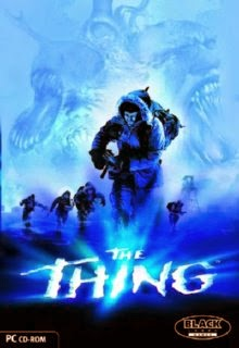 The Thing Cover Art, Free Download For PC