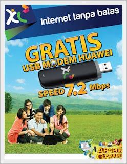 Cara Daftar Paket Internet Kartu XL