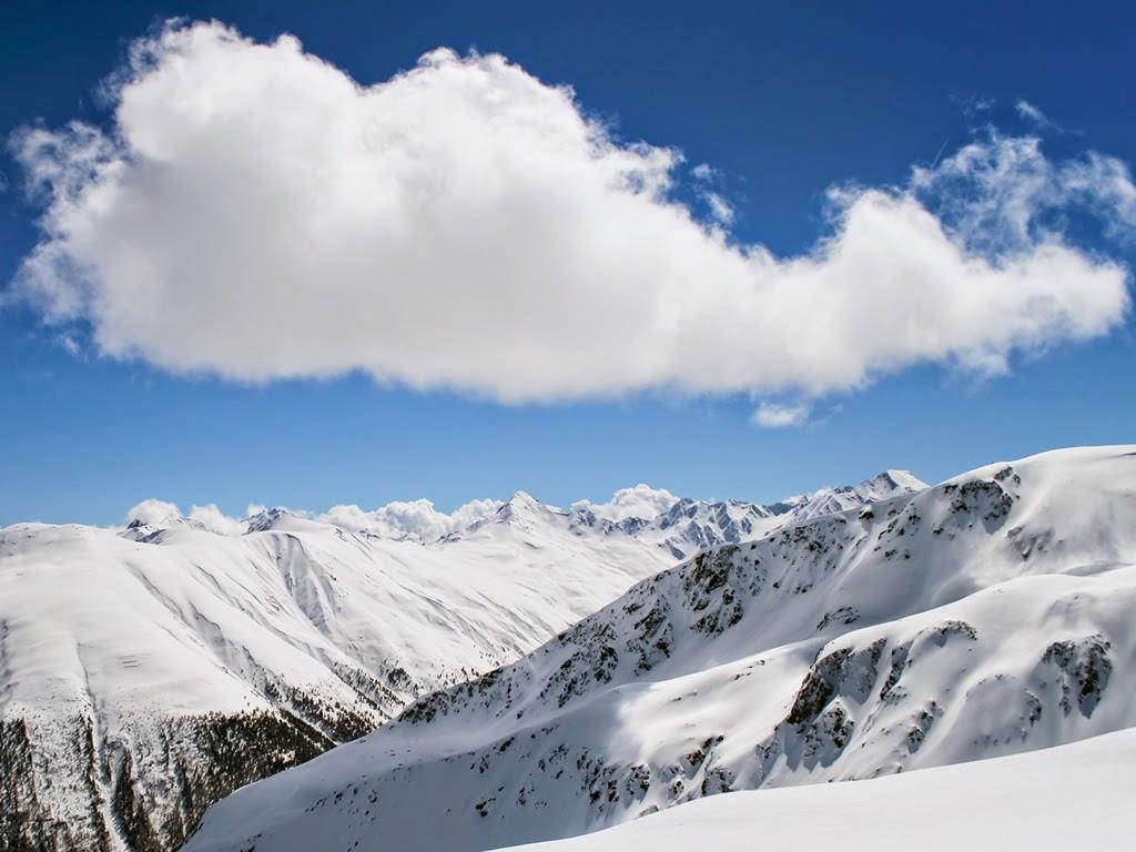 Montagna innevata - Fonte sito collegio Maestri di sci