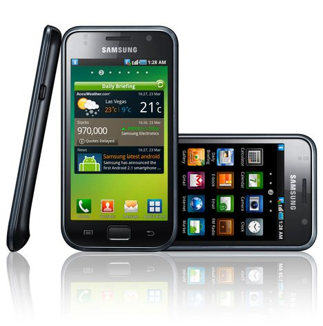 Android Smartphone Samsung GALAXY S Android 2.3.6 T-Mobile Update