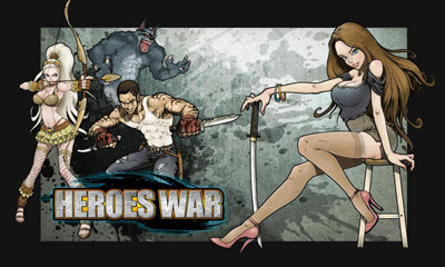 Heroes War™ v1.3.9 APK Android