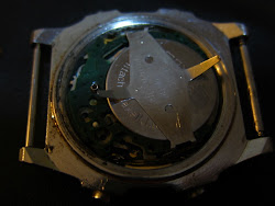 Seiko Quartz movement