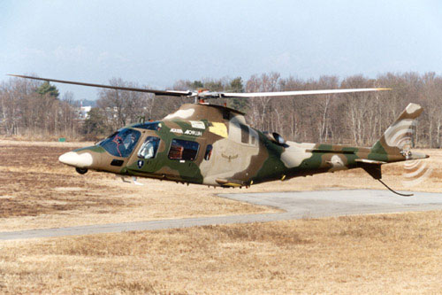 AW109M Light Multipurpose Helicopter