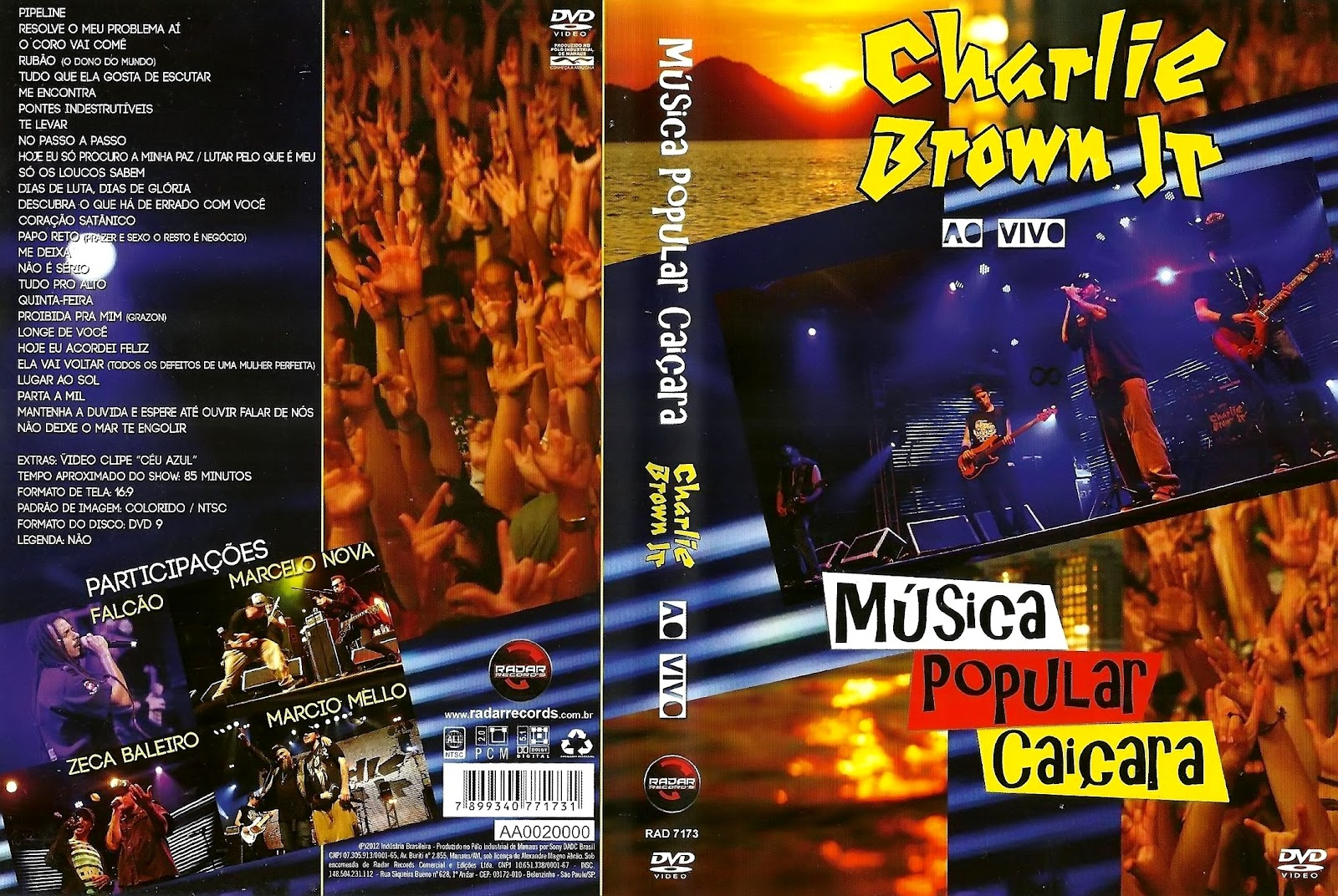 Musica Popular Caiçara Musica Popular Caiçara Charlie Brown Jr