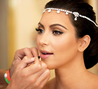 I Want To Do My Own Wedding Makeup : miss.makeup.addict: Kim Kardashian Wedding Makeup - List ...