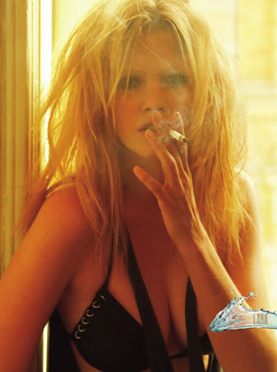 Are Cigarette fetish holder ready help
