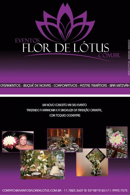 Eventos Flor de Lotus .