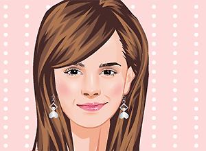 Viste a Emma Watson